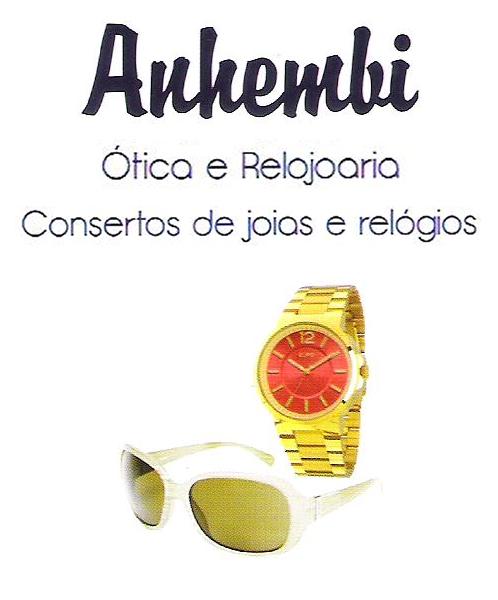 95c6c400f48 Anhembi Ótica e Relojoaria